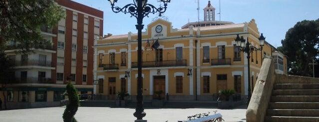 Plaza del Ayuntamiento de Burjassot is one of スペイン.