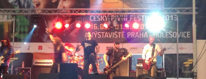 Český pivní festival 2013 is one of Prague.