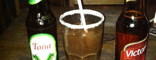 Nejapa's Bar & Grill is one of Lugares favoritos de Rebeca.