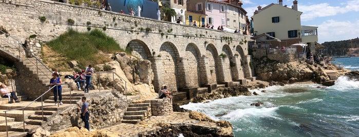Plaža is one of Istria, Croatia.