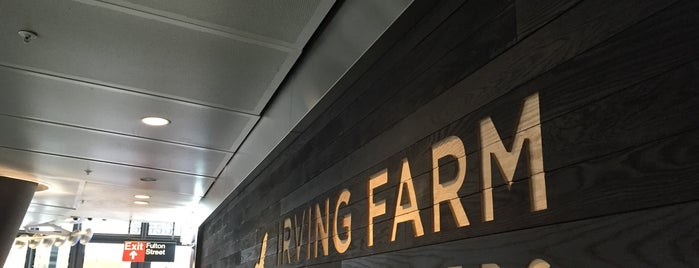 Irving Farm Coffee Roasters is one of Coffeetime.