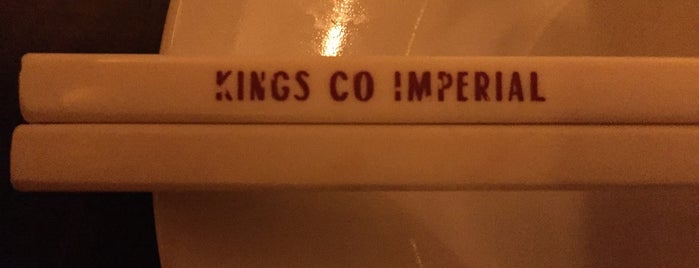 Kings County Imperial is one of The Brooklynites.