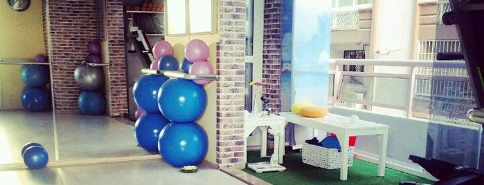 S Pilates Studio is one of Memleketim İzmir.