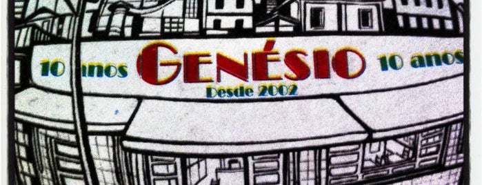 Genésio is one of Bar / Boteco / Pub.