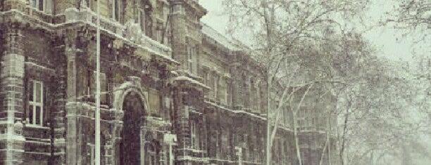 İstanbul Teknik Üniversitesi is one of Selçuk'un Beğendiği Mekanlar.
