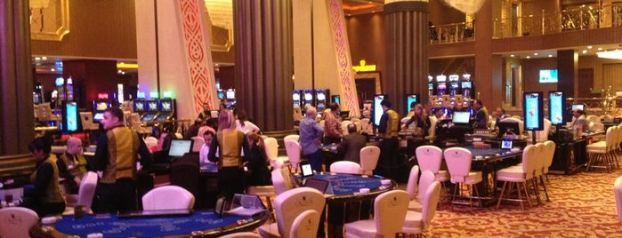 Cratos Premium Casino is one of Gespeicherte Orte von Ahmet.