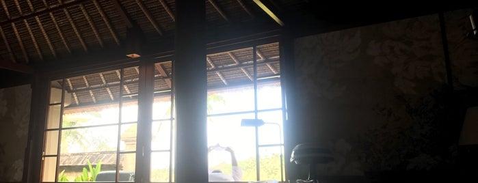 Amandari Resort Bali is one of Hotels you shouldn't miss.