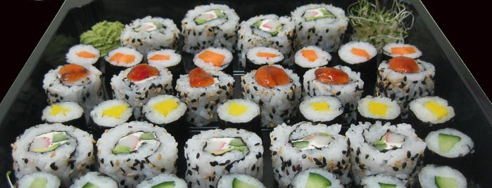 SushiRoll is one of Posti salvati di Ramon.