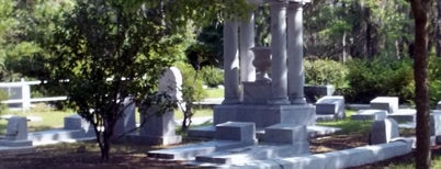 Bonaventure Cemetery is one of ETC TIP ~2.
