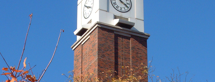 Purdue Bell Tower is one of The Best of The Best.