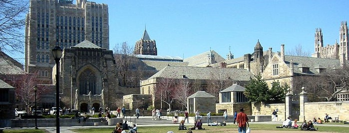 Yale Üniversitesi is one of USA Roadtrip.