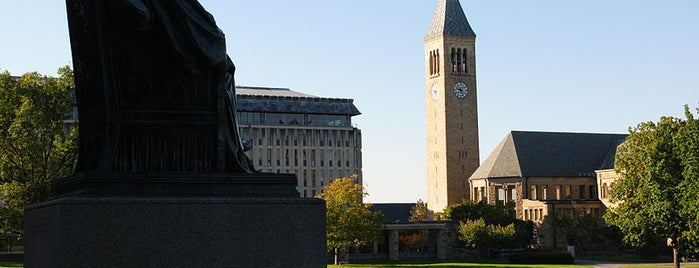 Cornell University is one of How to love school ?.