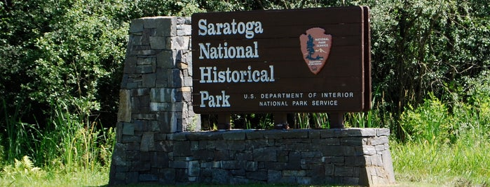 Saratoga National Historical Park is one of Lugares favoritos de Crispin.