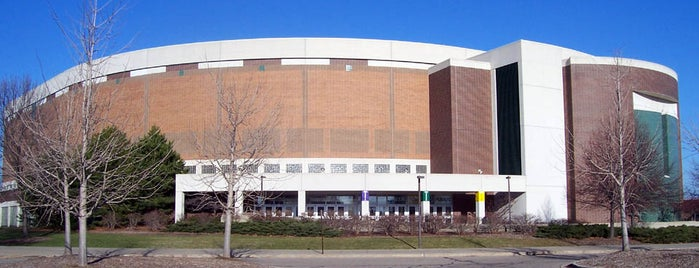 Breslin Center is one of Basketball Arenas.