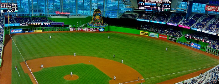 Marlins Park is one of The Best of The Best.