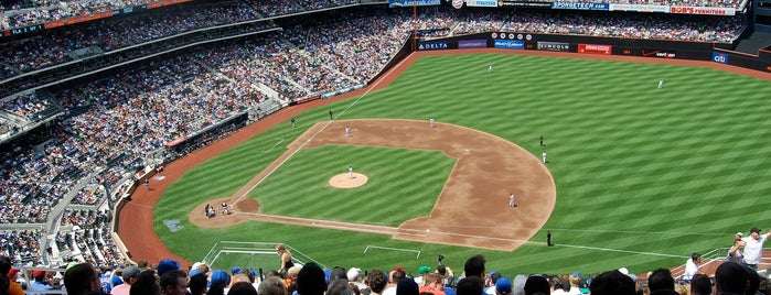 Citi Field is one of MLB Ballparks Tour.