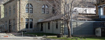 Old Idaho State Penitentiary is one of History channel.