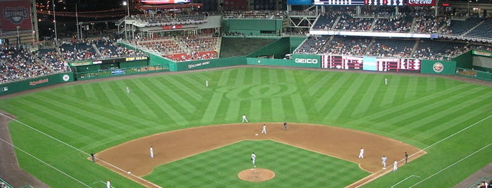 Nationals Park is one of Must visit.