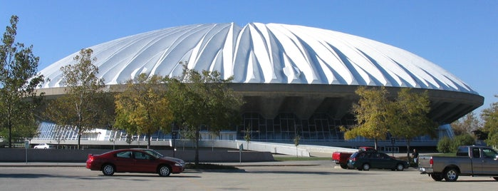 State Farm Center is one of Gespeicherte Orte von Evan[Bu].