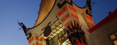 TCL Chinese Theatre is one of leoaze 님이 저장한 장소.