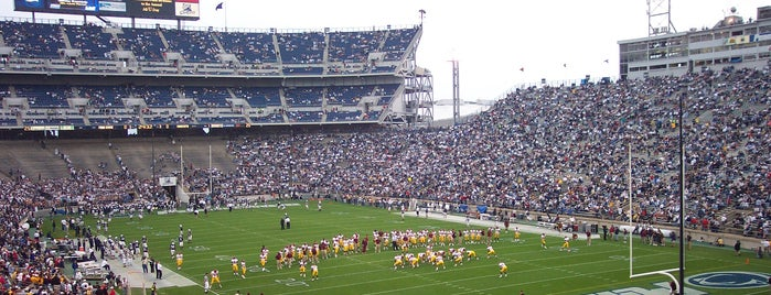 Beaver Stadium is one of Big Ten Tour.
