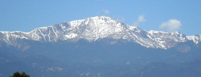 Pikes Peak is one of Travel.