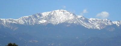 Pikes Peak is one of Gespeicherte Orte von Justin.