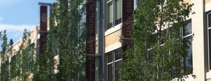 The Warren Alpert Medical School Of Brown University is one of Ivy League Tour.