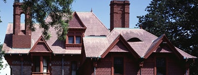 The Mark Twain House & Museum is one of Revolutionary War Trip.