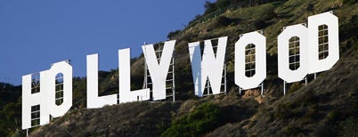 Hollywood Sign is one of LA/SoCal.