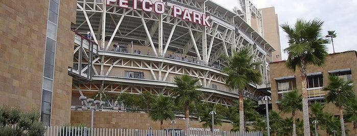 Petco Park is one of MLB Ballparks Tour.