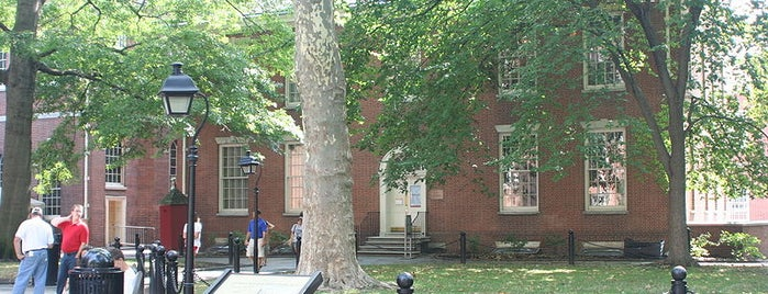 American Philosophical Society Museum is one of Revolutionary War Trip.