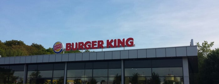 Burger King is one of Henriさんのお気に入りスポット.