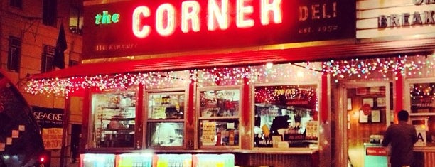 La Esquina is one of NY JB.