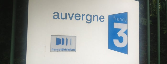 France 3 Auvergne is one of Chaînes TV.
