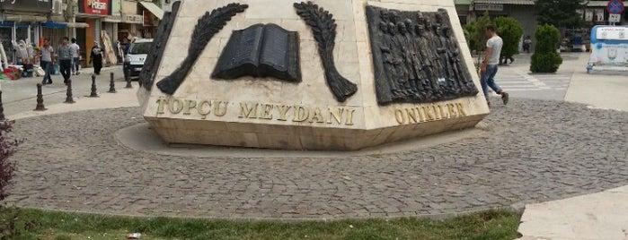 Topçu Meydanı is one of Gizemli'nin Kaydettiği Mekanlar.