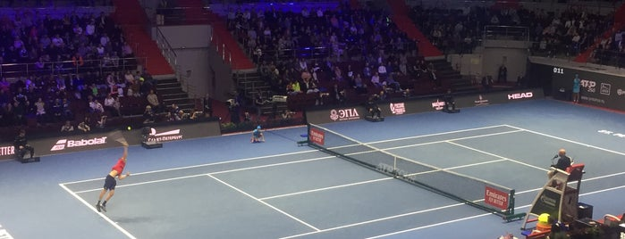 St. Petersburg Open is one of Valeriaさんのお気に入りスポット.