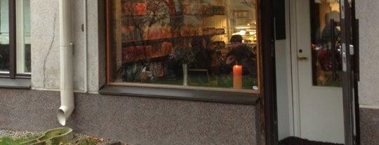 Gottland Deli & Café is one of Lugares guardados de Erik.