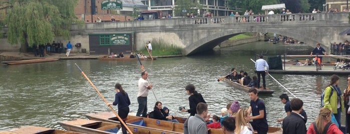 Scudamore's Mill Lane Punting Station is one of Part 1 - Attractions in Great Britain.