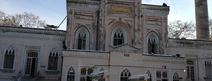 Yıldız Hamidiye Camii is one of Istanbul.