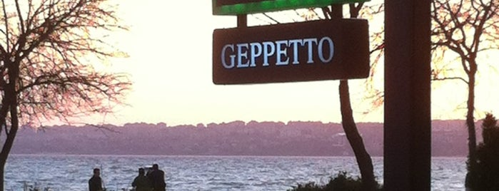 Geppetto is one of İstanbul.