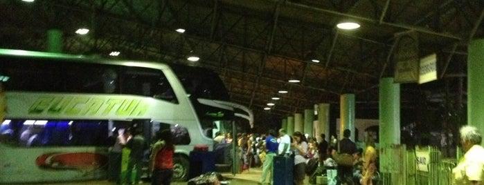 Terminal Rodoviário de Porto Velho is one of SemRumo :}.