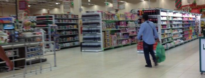 Araújo Supermercados is one of Bruno : понравившиеся места.