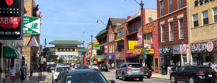 Chinatown Gate is one of Chicago.