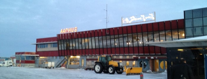 Aarhus Lufthavn (AAR) is one of Airports I've been to.