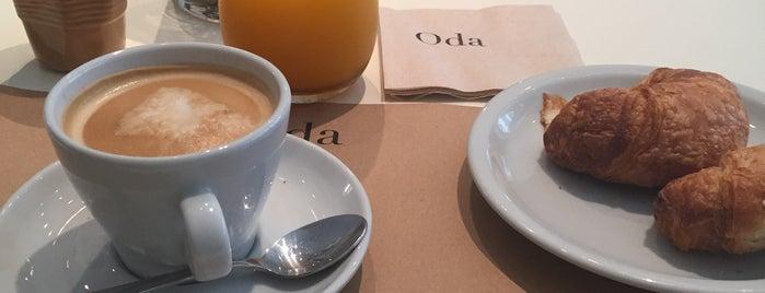 Oda Deco Café is one of cafes.