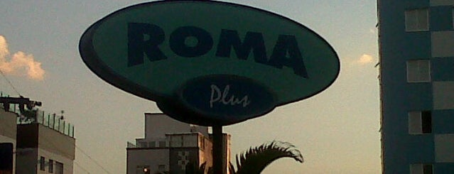 Roma Plus is one of Orte, die Mateus gefallen.