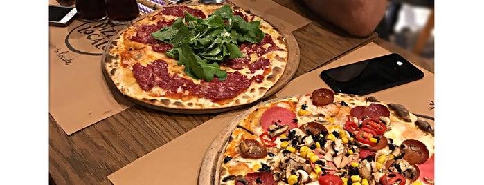 Pizza Locale is one of Sinan'ın Beğendiği Mekanlar.