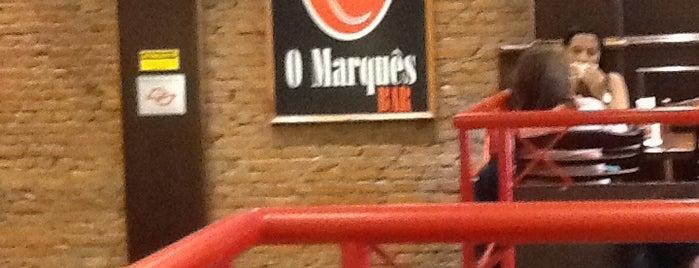 O Marquês Buffet is one of Fabio Henrique 님이 좋아한 장소.