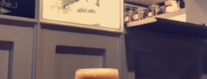 Kôfē - Espresso Bar is one of 🇰🇼 Trip.